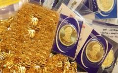 بازار طلا با افزایش قیمت آغاز کرد